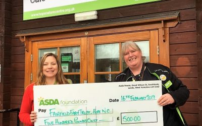 ASDA Green Token Winners