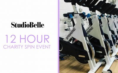 StudioBelle charity spin classes to raise funds for Hope Nature Centre