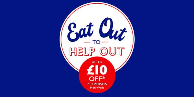 Hope Nature Centre signs up to 'Eat Out To Help Out' Scheme